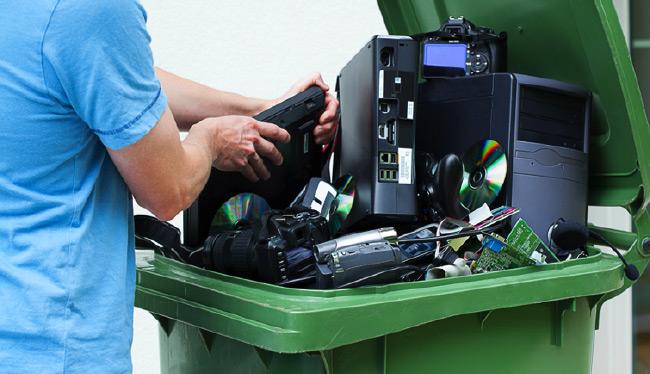 Recyclage de l'informatique d'entreprise