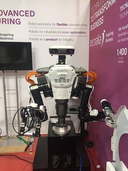 La robotique, la solution pour s'équiper