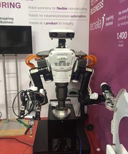 Robot en PME