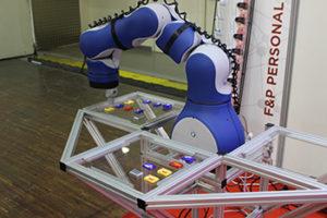 Robot en entreprise