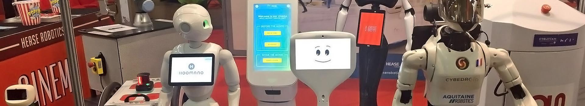 l'implantation de son premier robot collaboratif
