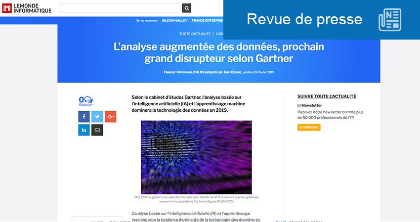 Le Monde Informatique