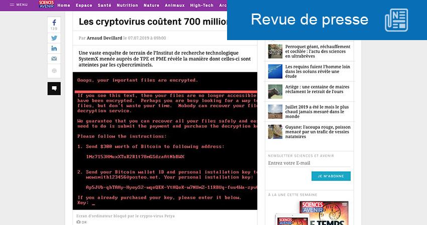 Cryptovirus