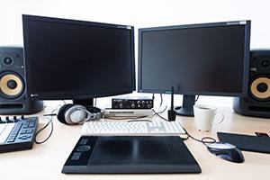 Écoles d'audiovisuel - matériel informatique