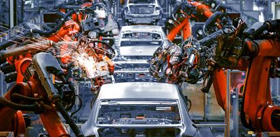Robotique, matériels de froid industriel, recyclage