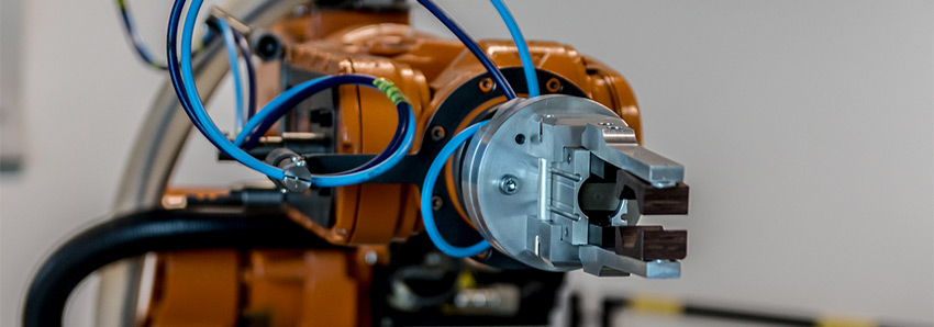 Robotique et supply chain