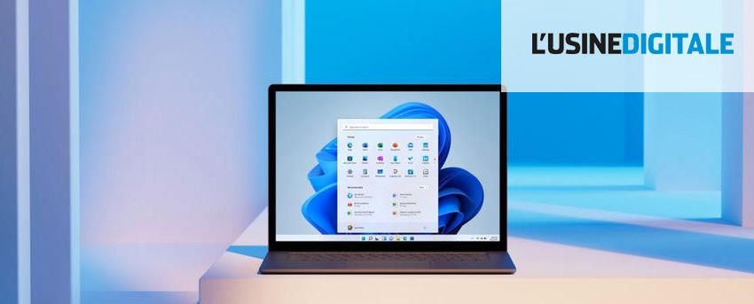 Sortie de Windows 11